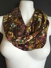 Infinity Scarf by DOLLY BIRDS Multi Coloured Made in Tasmania, Australia