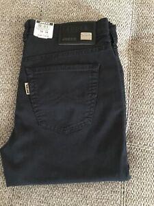 Joker Clark Herren Jeans Stretch Marine (3466/0210) Gr: wählbar neu mit Etikett