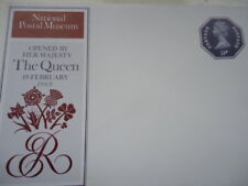 National Postal Museum 1979 Envelope Unused