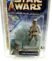 Luke Skywalker Hoth Attack Star Wars Empire Strikes Back Action Figures Sealed
