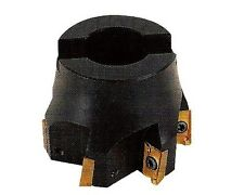 """3"""" AKPT SQUARE SHOULDER INDEXABLE FACE MILL 90 DEGREE"""