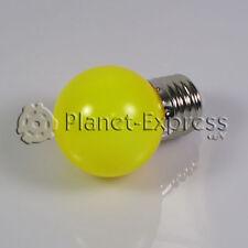 Glühbirne 1W LED E27 Gelb 220V 90 lumen Dekoration, umgebung, garten SMD 3014