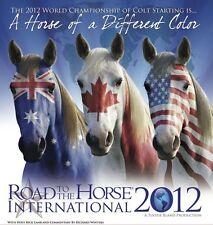 2012 Road To The Horse International 3 DVD Pat Parelli Guy McLean Glenn Stewart