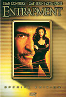 Entrapment (DVD, 2006, Special Edition Widescreen) Bilingual FREE SHIPPING