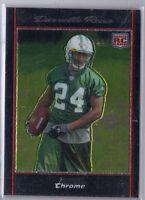 2007 Bowman Chrome Rookie - DARRELLE REVIS #BC10 - Jets / Bucs - Rookie
