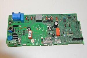 Junkers 8748300480, Leiterplatte,   ZWN 18-6/24-6, ZSN 5/1, 2 J. Garantie  #m492