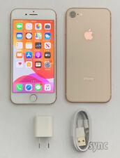 APPLE IPHONE 8 (UNLOCKED) 64GB SMARTPHONE AT&T T-MOBILE VERIZON - GOLD