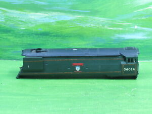 Airfix West Country Class loco body shell Budleigh Salterton 34014