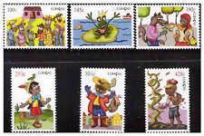 Curacao 2013 Childwelfare sprookjes fairy tales MNH