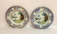 Copeland & Garrett (Spode) New Stone Soup Plate & Plate No.3067 1820s