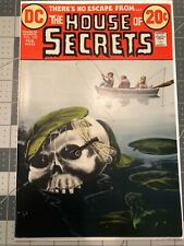 House Of Secrets #105 High Grade Jim Aparo Art DC Comics