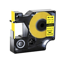 For Dymo Rhino 42005200 Heat Shrink Tube 18052 Industry Label Tape 14 X 5