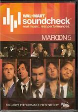 MAROON 5 ~ Limited Edition DVD Performance (DVD 2007 Soundcheck)