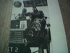 ephemera picture 1953 london brighton rally wilfred andrews 1901 benz