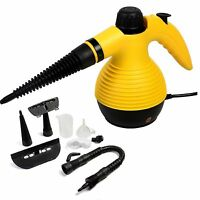 Multi Purpose Handheld Steam Cleaner 1050W Portable Steamer W/Attachments House