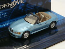 MINICHAMPS- 436024330- BMW Z3 Goldeneye- Bond Collection