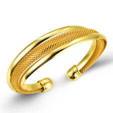 New Arrival Fashion Women 18K Gold Plated Bracelet Bangle Jewelry Gifts