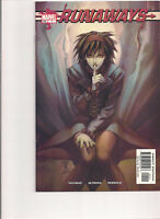 Runaways #1 2003 First Printing Marvel Comic Book