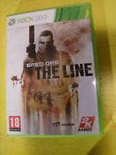 Jeux XBOX 360 SPEC OPS THE LINE