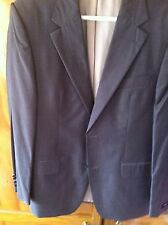WORN Hugo Boss complet gris anthracite Costume 40
