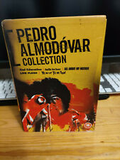 Pedro Al Modovar Collection (5 x Dvd Set) Live Flesh,Talk To Her Etc