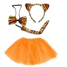 Animal Zoo Jungle fancy dress BNWT Lion Monkey Croc Tiger Zebra Giraffe Costume