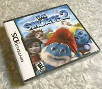 BRAND NEW The Smurfs 2 Nintendo DS Game SEALED Fast Shipping! Ubisoft