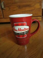 Tim Hortons Mug Limited Edition 2011 #011 Coffee Cup Premium Rochester NY RARE