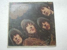 THE BEATLES RUBBER SOUL  RARE LP RECORD vinyl  USA VG+