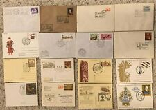 Poland - Set of 16 Covers (Pictorial cancels & standard letters) - #2019-10