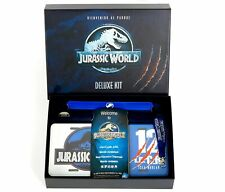 Jurassic World Collector's Kit 13 Piece Deluxe Official Doctor Collector New UK