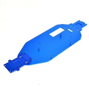 Ftx Carnage Chassis Plate and Front Plate (Alum) 1Set FTX6377