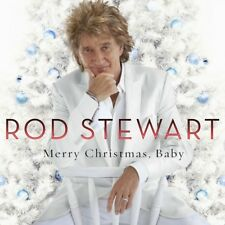 ROD STEWART - MERRY CHRISTMAS  CD  13 TRACKS  INTERNATIONAL POP  NEU
