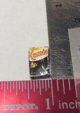 dollhouse miniatures 1:24 NOS Hudson River Cascade Dishwasher Detergent