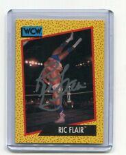 Leaf Buybacks 1991 WCW Ric Flair Auto