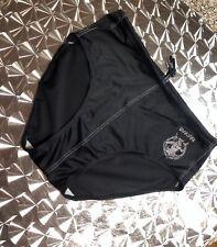 New listing Diesel Men's Black Swimsuit Swimwear Brief M