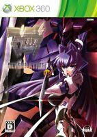 USED Xbox 360 Muv-Luv 17681 JAPAN IMPORT