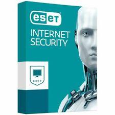 ESET Internet Security Genuine Key code License 2021 1PC