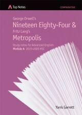 HSC English Top Notes 1984 and Metropolis