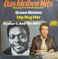 7 VG+++ BOOKER T. & THE MG´S Green Onions + Hip Hug Her