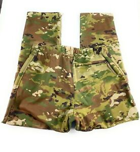 Massif Men's US Army Elements IWOL Flame Resistant NWT Camouflage Trouser Large