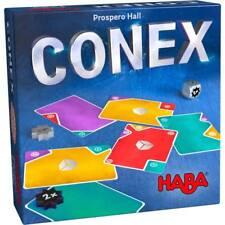 Conex HABA 303497 Ab 8 Jahren Kartenspiel Legespiel für 2-4 Spieler + BONUS