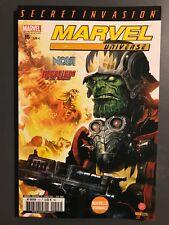 MARVEL UNIVERSE (1ère série - V1) - T15 : juin 2009