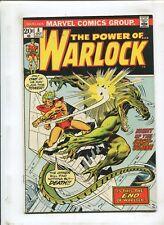 WARLOCK #8 - NIGHT OF THE ARCH-DEMON! - (7.0) 1973
