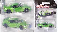MAJORETTE 212054008 NISSAN GT-R Citron Vert Metallic Edition Limitée Série 3