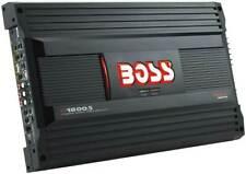 Boss Audio D1800.5 1800 Watt 5 Channel Full Range Car Audio Amplifier W/remote