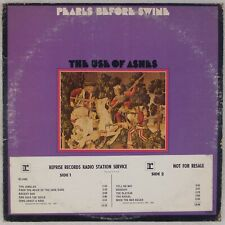 PEARLS BEFORE SWINE: The Use of Ashes US Reprise Promo Psych Rock Vinyl LP