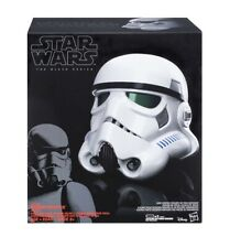 Star Wars ~ The Black Series ~ Imperial Stormtrooper Helmet ~ Voice Changer ~