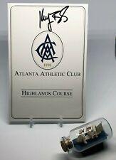 Keegan Bradley signed AAC 2011 PGA Championship Scorecard JSA COA Masters Z178