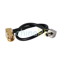 UMTS Antenna Pigtail cable SMA male to TS9 male for USB Modems ZTE MF668 MF668